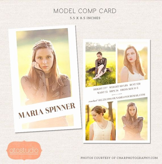 Model Comp Card Template Luxury 17 Best Ideas About Model P Card On Pinterest