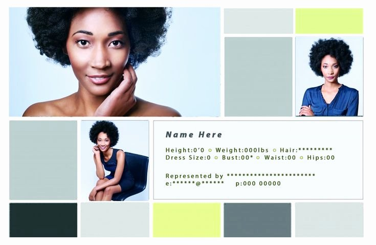 Model Comp Card Template New Best 25 Model Headshots Ideas On Pinterest