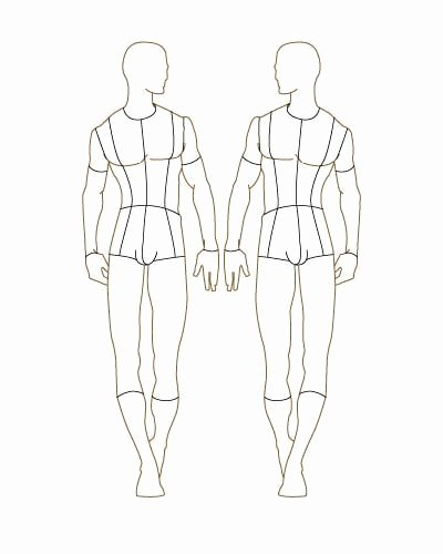 Model Sketches Template Best Of Men Fashion Figure Poses Google Search