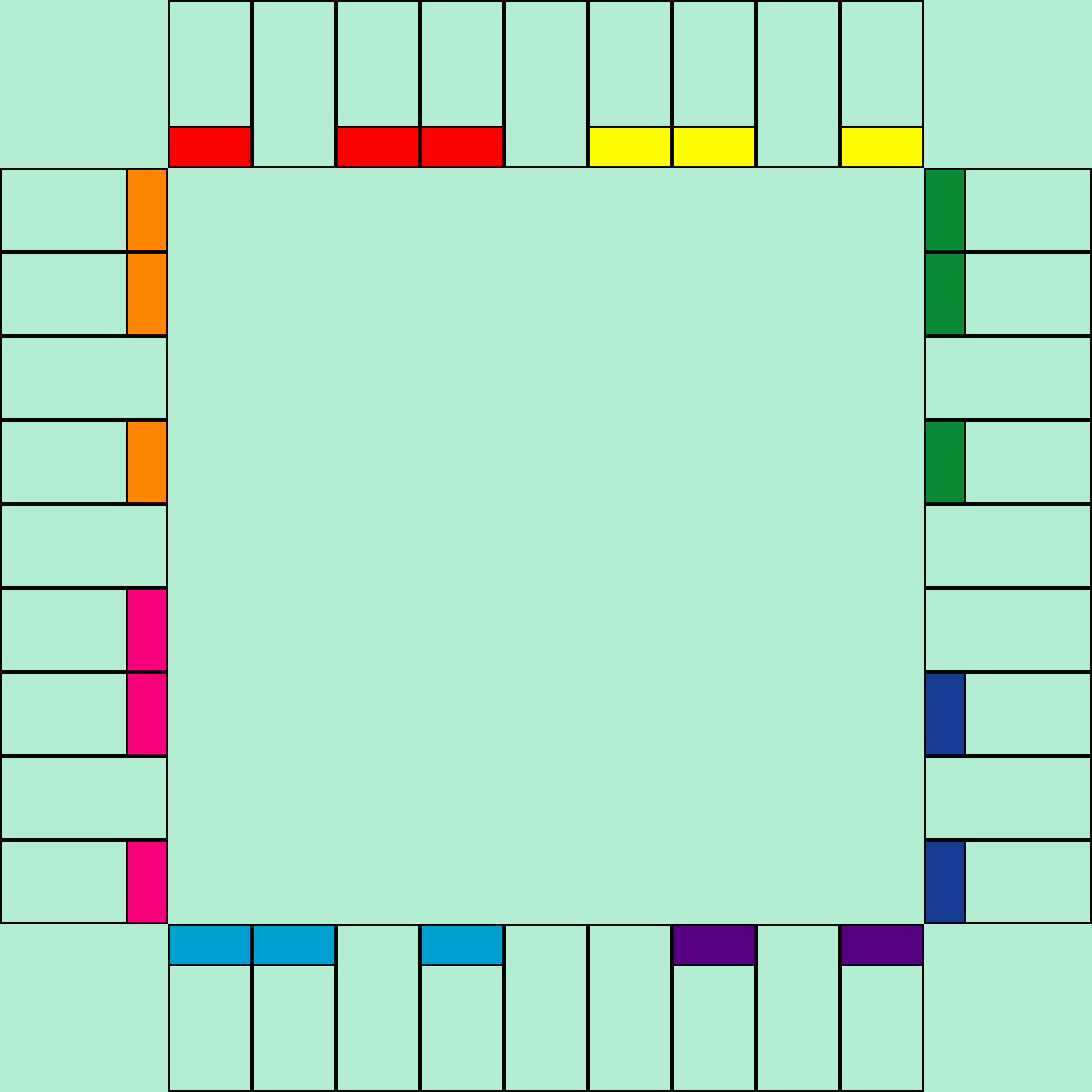 Monopoly Board Printable Awesome Blank Board Could We Use This