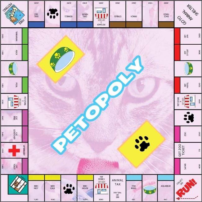 Monopoly Board Printable Fresh Free Printable Monopoly Like Game Itsy Bitsy Fun