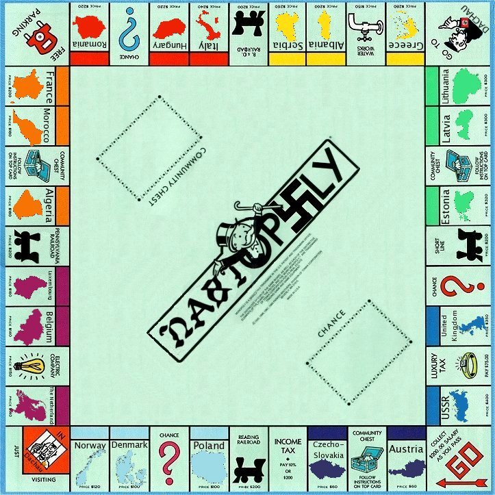 Monopoly Game Board Layout Awesome More Games that Can Double as Slp Learning tools