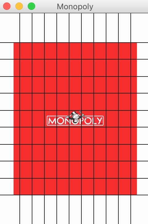 Monopoly Game Board Layout Lovely User Interface Javafx 8 Monopoly Board Layout with Image