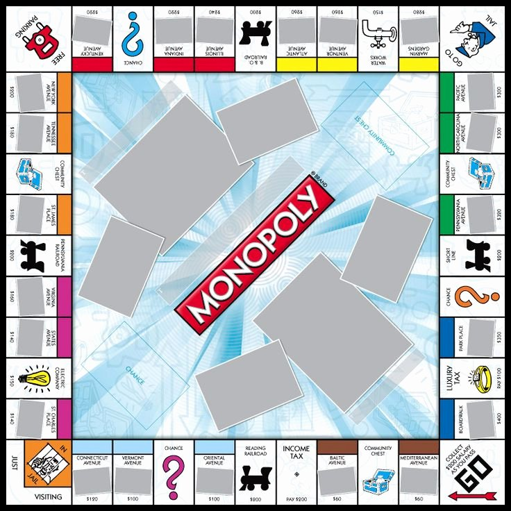 Monopoly Game Template Elegant 18 Best Monopoly Game Templates Images On Pinterest