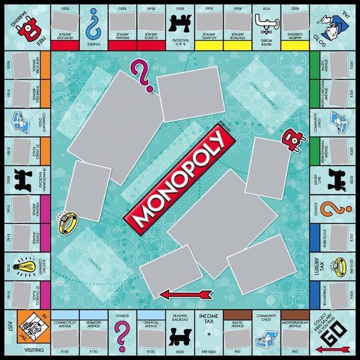Monopoly Game Template Luxury 18 Best Monopoly Game Templates Images On Pinterest
