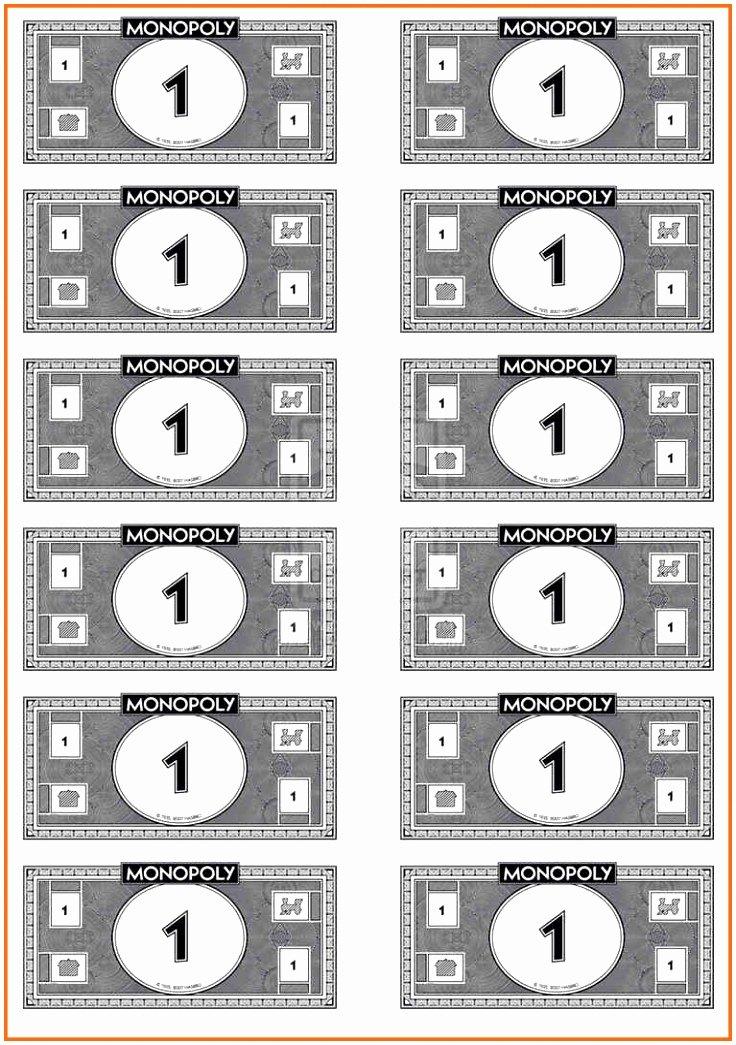 Monopoly Money Template Word Luxury 7 Monopoly Template Word Woeui