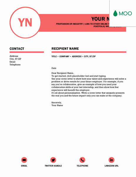 Moo Resume Templates Fresh Resumes and Cover Letters Fice
