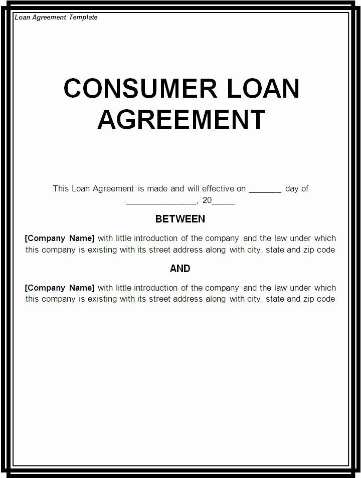 Mortgage Buyout Agreement Elegant Printable Sample Loan Template form