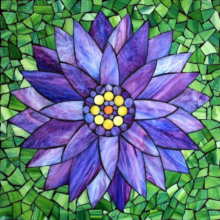 Mosaic Flower Designs Beautiful Best 25 Mosaic Patterns Ideas On Pinterest