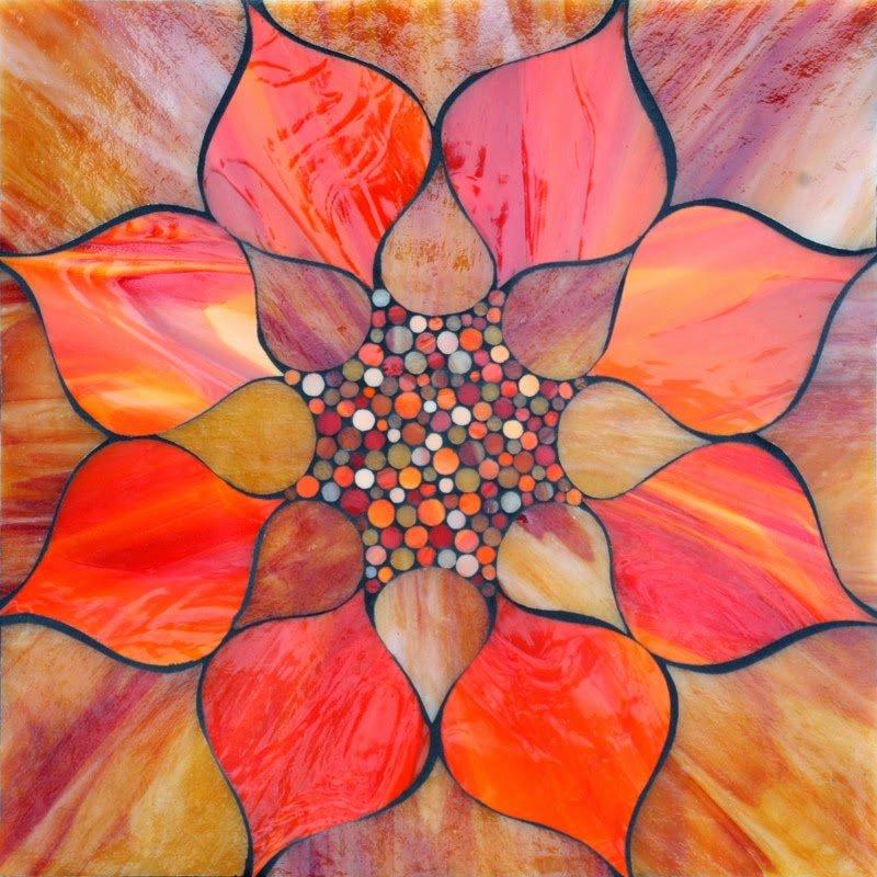Mosaic Flower Designs Best Of Flowers
