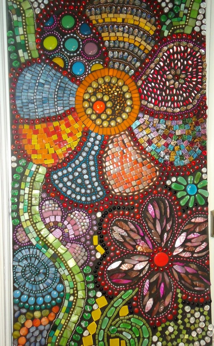 Mosaic Flower Designs Inspirational I D Love to Make something Like This for My Garden