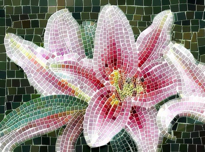 Mosaic Flower Designs Luxury 1777 Best Mosaics Images On Pinterest