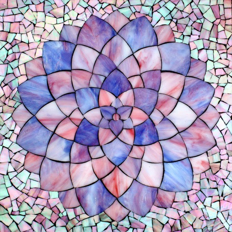 Mosaic Flower Designs Unique Kasia Mosiacs Back In Denver after An Epic Road Trip