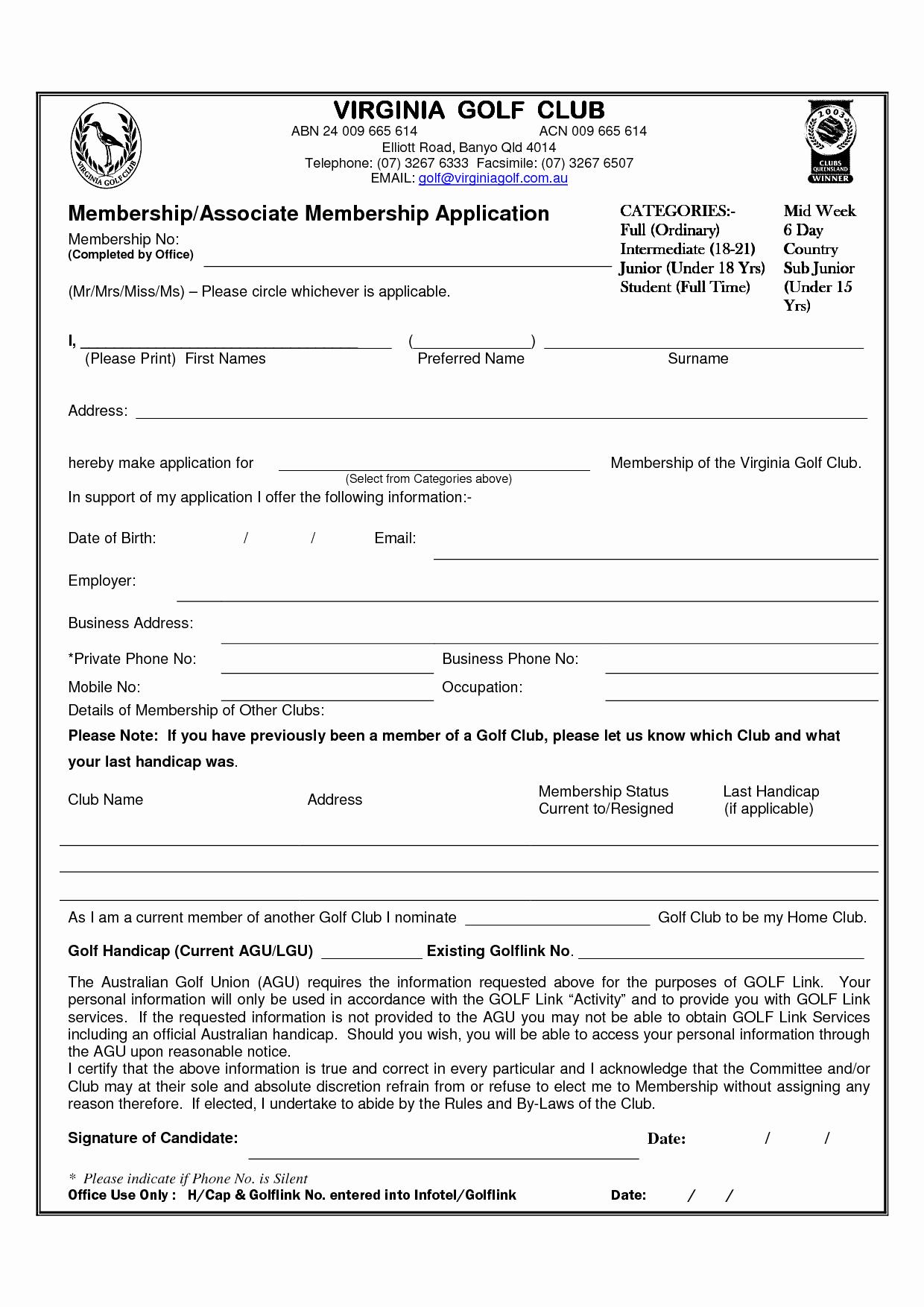 Motorcycle Club Application form Elegant 29 Of Motorcycle Club Application form Template