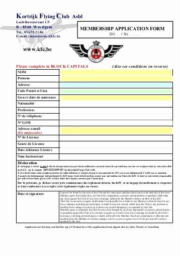 Motorcycle Club Application form New Vanier Munity association Membership Application