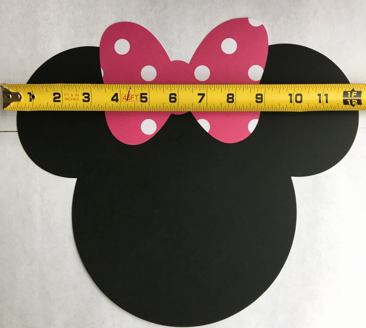 Mouse Cut Out Beautiful Extra Minnie Mouse Cut Out Mickey Mouse Cut Out Diy