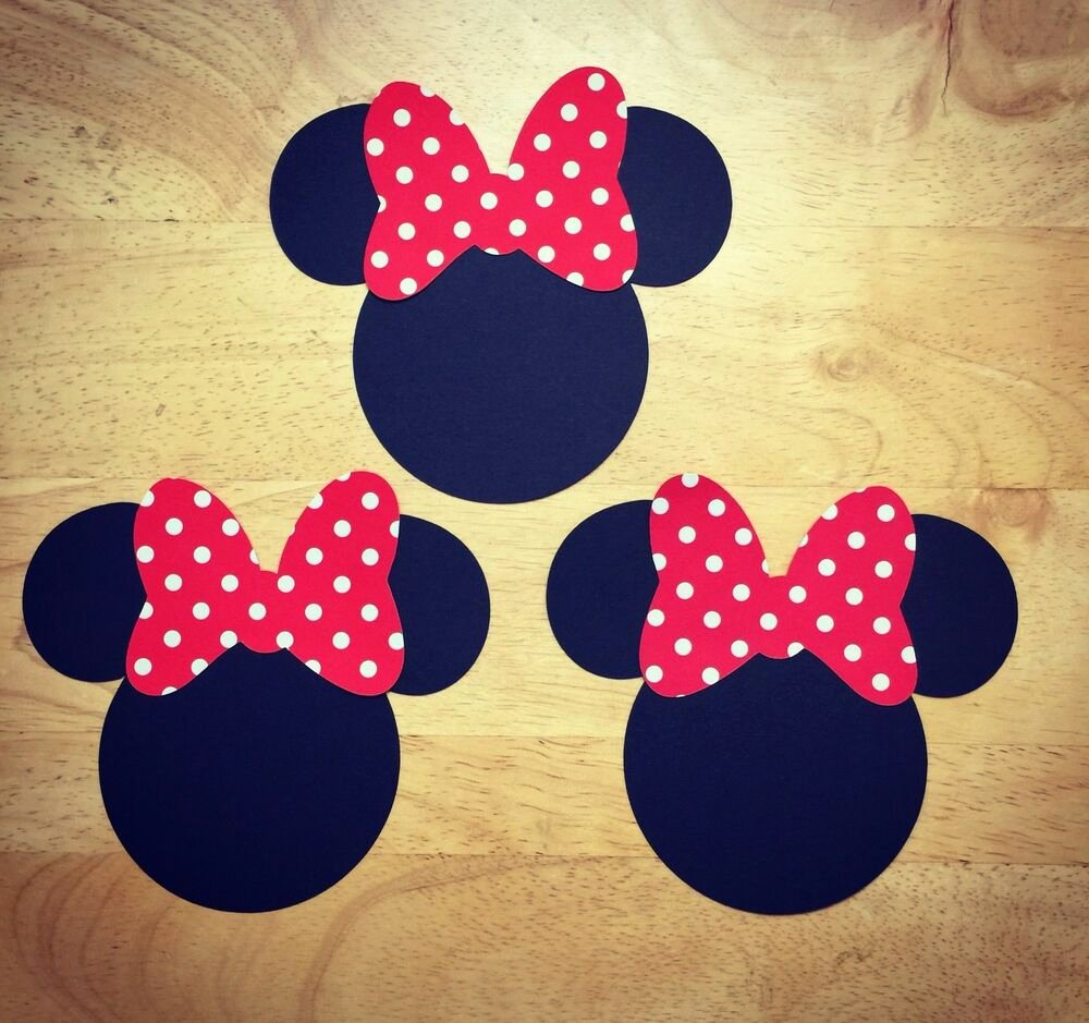Mouse Cut Out Fresh Minnie Mouse Cut Outs