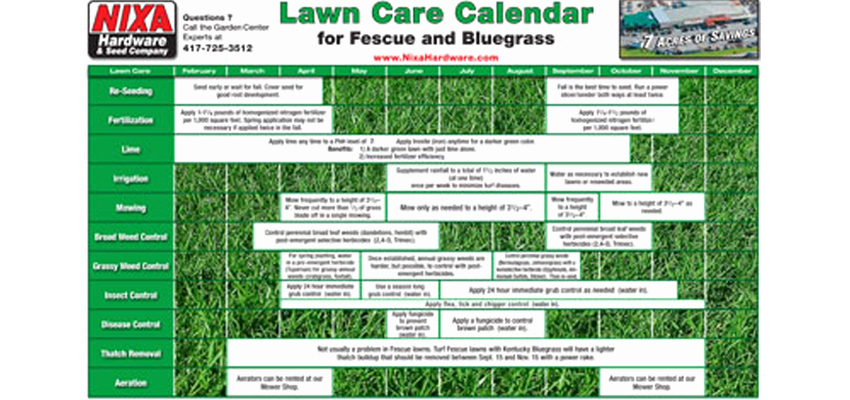 Mowing Schedule Template Beautiful Lawn Care Calendar – Seed – Pellet Stoves – Wood Stoves