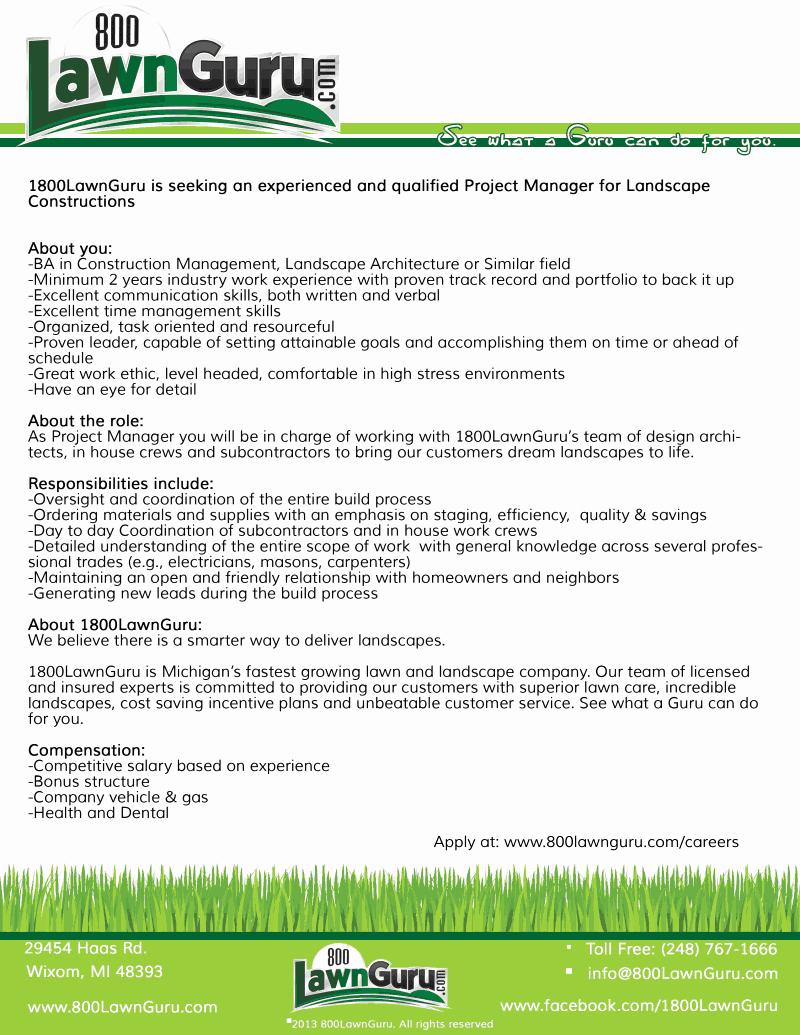 Mowing Schedule Template Unique Lawn Maintenance Schedule Template Pertamini