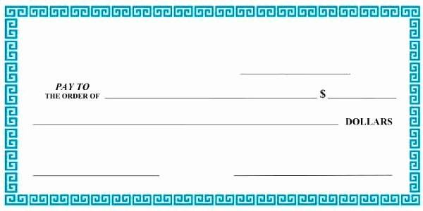 Ms Word Check Printing Template Beautiful Big Checks Presentation Checks