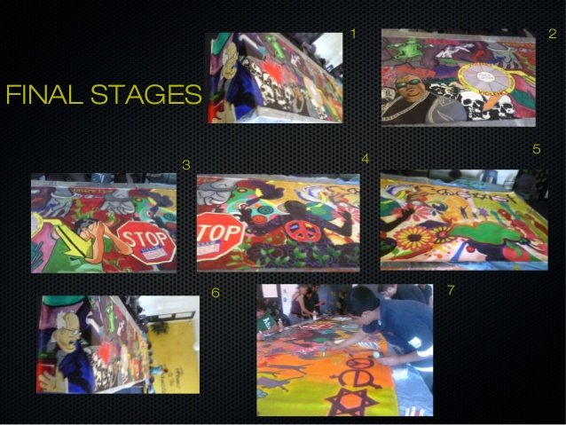 Mural Proposal Examples Elegant Proposal Mural Power Point