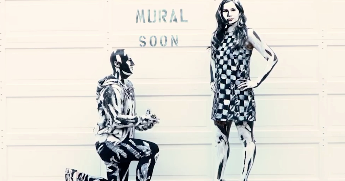 Mural Proposal Examples Luxury This Living Mural Proposal Will Make You Do A Double Take