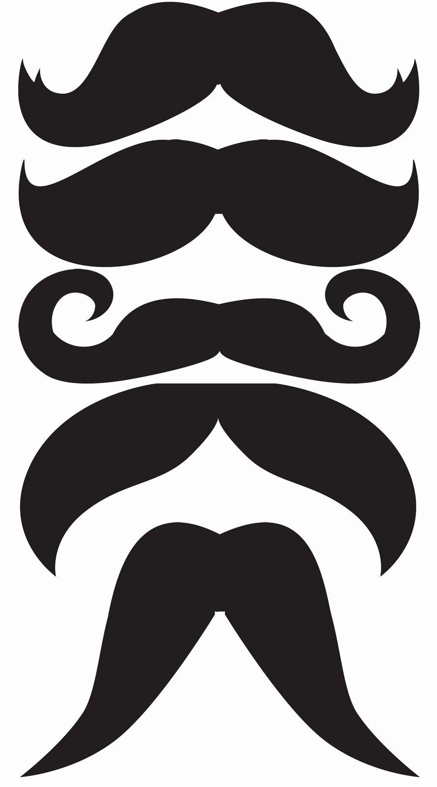Mustache Pattern Printable Fresh Gender Reveal On Pinterest