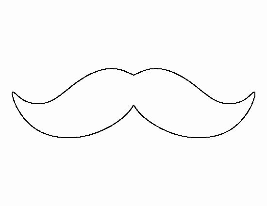 Mustache Pattern Printable Lovely Image Result for Felt Cupcake Template Printable