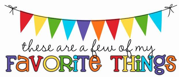 My Favorite Things List Template Elegant Faculty and Staff Favorite Things River Eves Pta