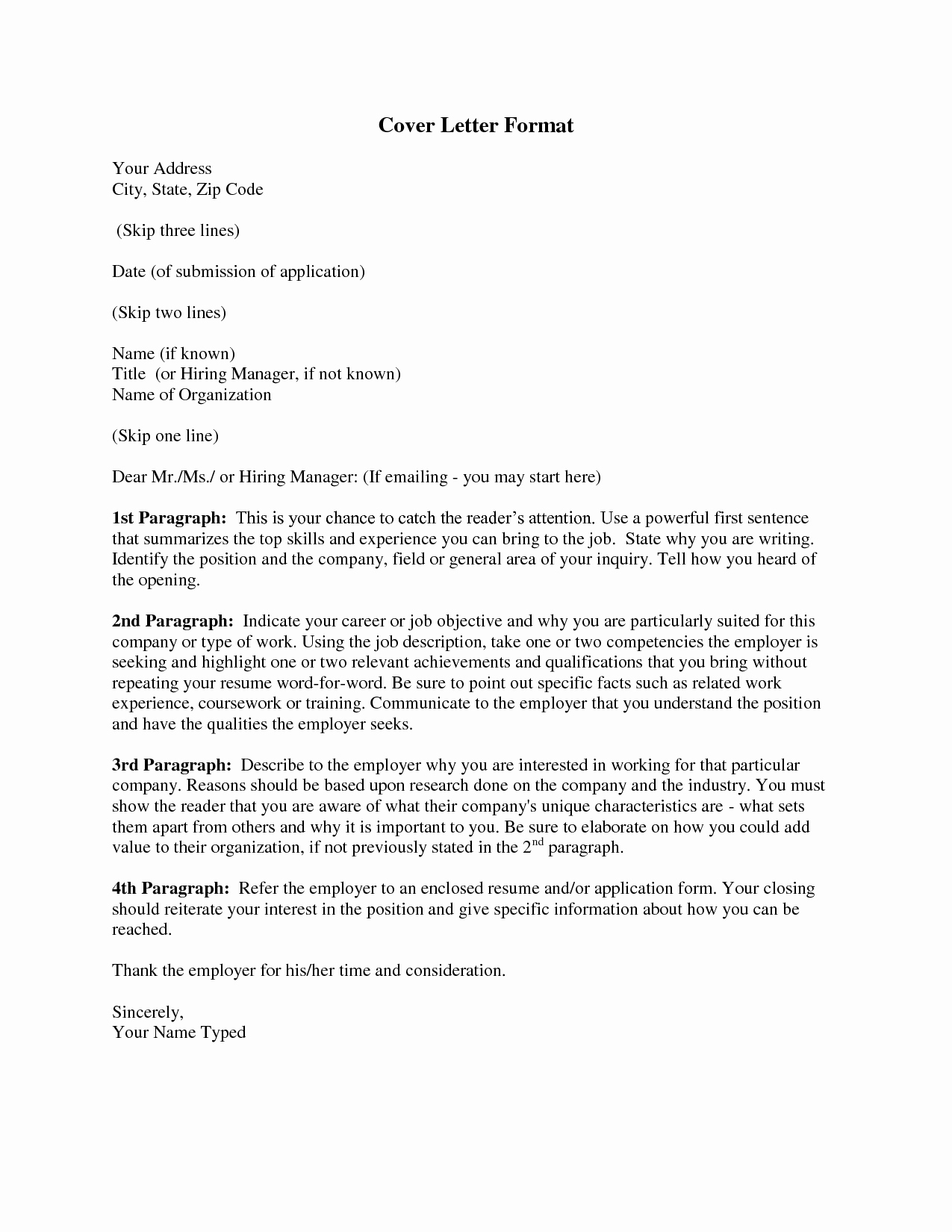 My First Job Experience Essay Best Of Cover Letter format