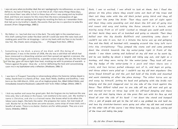 My First Job Experience Essay Fresh How to Write Memoir Essay