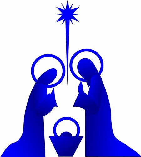 Nativity Scene Silhouette Pattern Awesome Downloadable Embroidery Patterns Country Stock Designs
