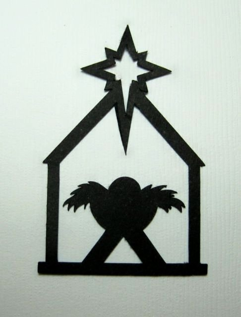 "Nativity Scene Silhouette Pattern Free New Search Results for ""nativity Silhoulette Clip Art"