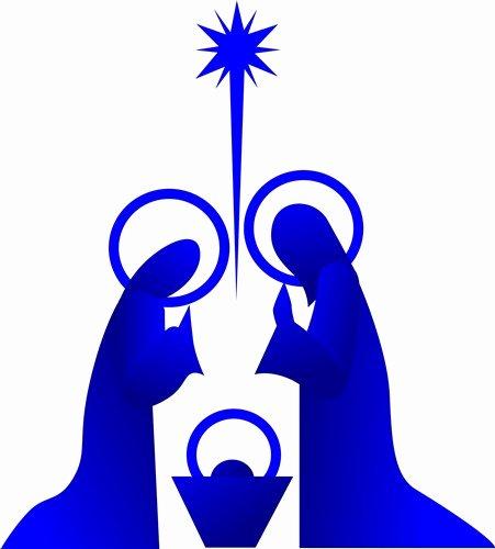 Nativity Scene Silhouette Pattern New Nativity Silhouette Clipart Clipart Suggest