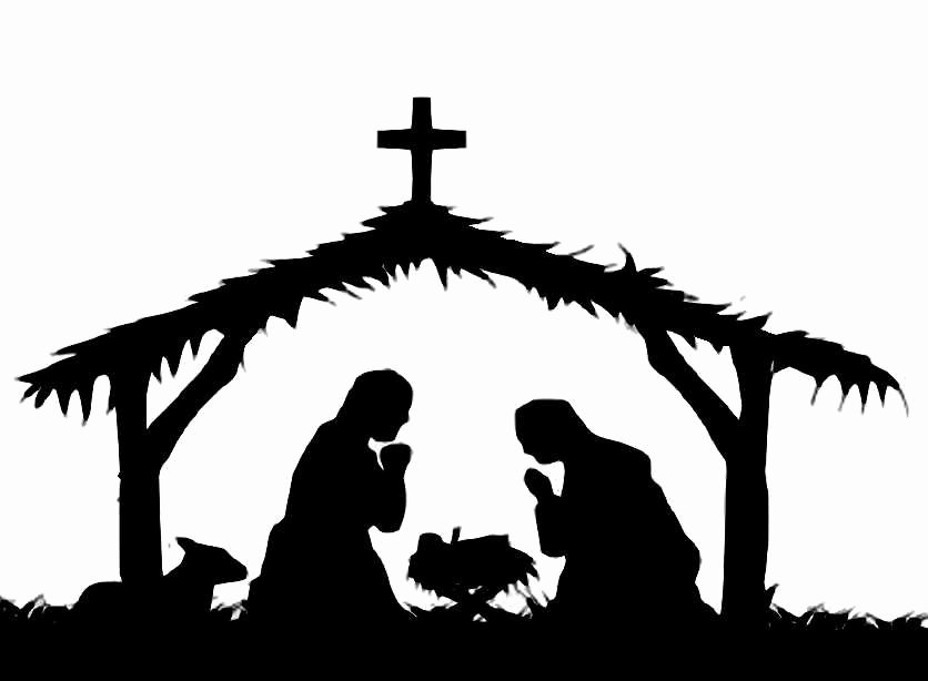Nativity Scene Silhouette Printable Awesome 1000 Images About Glass Blocks On Pinterest