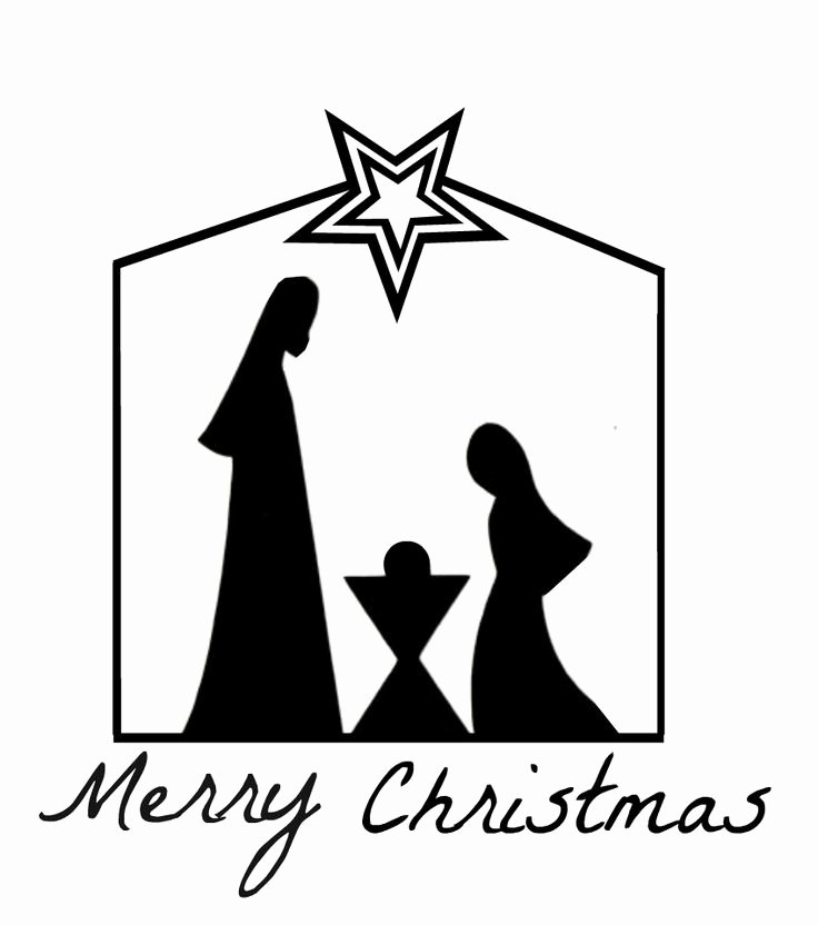 Nativity Silhouette Printable Beautiful Best 25 Nativity Silhouette Ideas On Pinterest