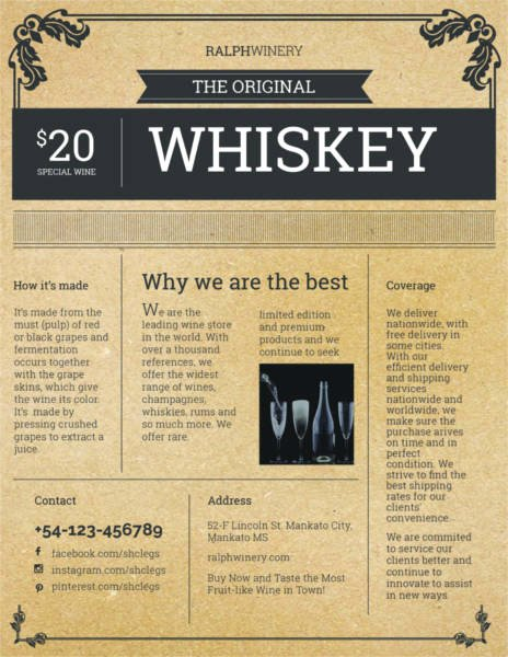 Newspaper Advertisement Template Best Of 15 Newspaper Ad Templates – Free Sample Example format