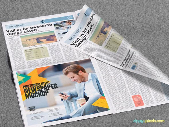 Newspaper Advertisement Template Best Of 20 Best Newspaper Advertisement Mockup Psd Templates
