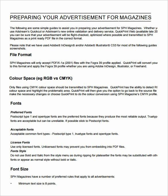 Newspaper Advertisement Template Elegant 7 Sample Newspaper Ads