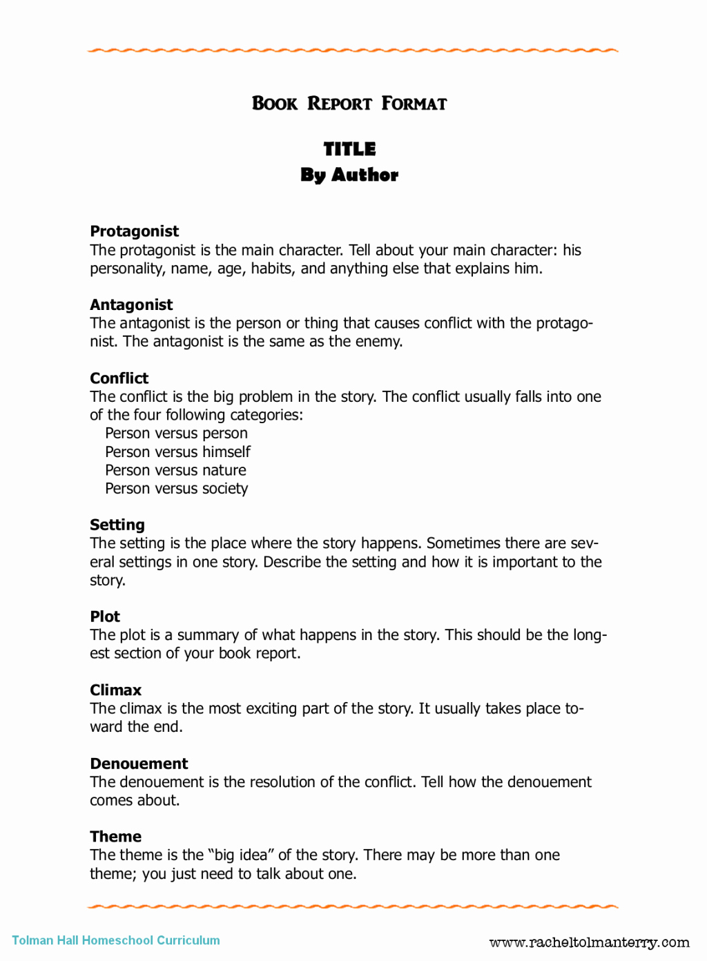 Non Fiction Book Report Template Awesome Book Report Template Collegeevel Non Fiction Elementary