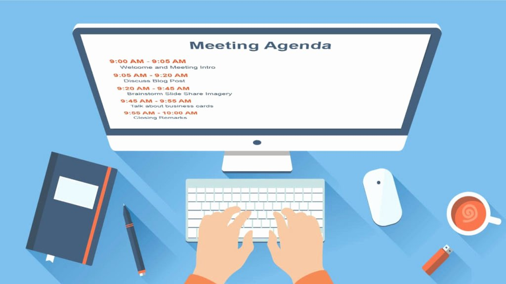 Nonprofit Board Meeting Minutes Template Best Of How to Run An Effective Nonprofit Board Meeting