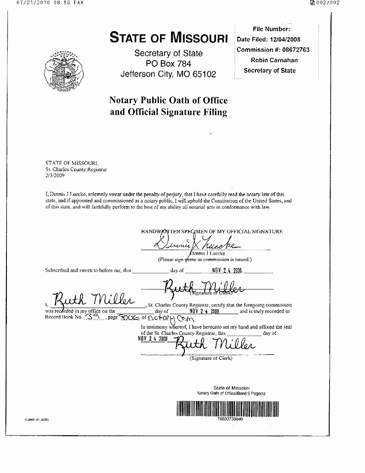 Notary Public Letter Template Best Of Operation Restoration Anne Batte