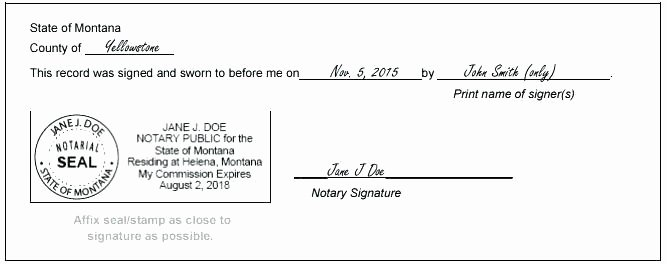 Notary Public Signature Line Template Best Of Notary Signature Example Hashtag Bg