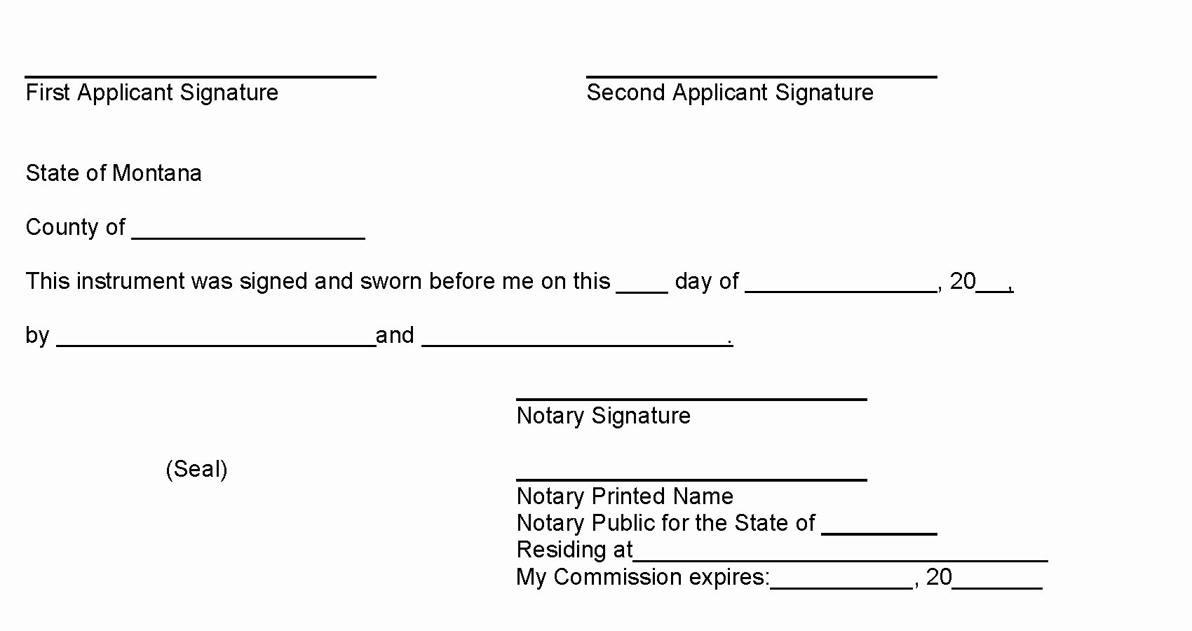 Notary Signature Block Best Of Template for Notarizing Signature Pokemon Go Search for