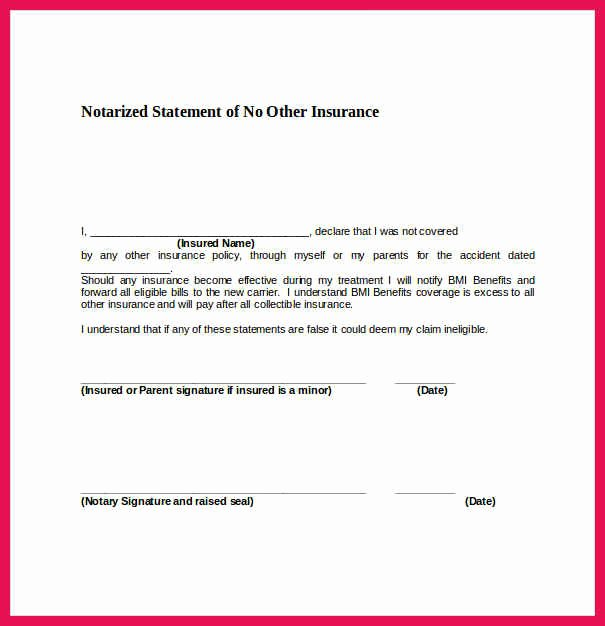 Notary Signature Block Template Awesome Sample Notary Signature Block
