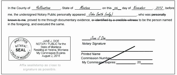 Notary Signature Block Template Inspirational Notary Signatures Examples Hashtag Bg