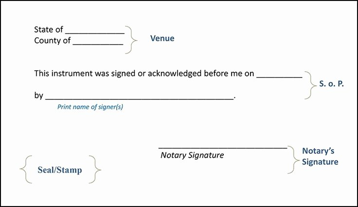 Notary Signature Block Template New Image Result for What Does A Notary Signature Line Look