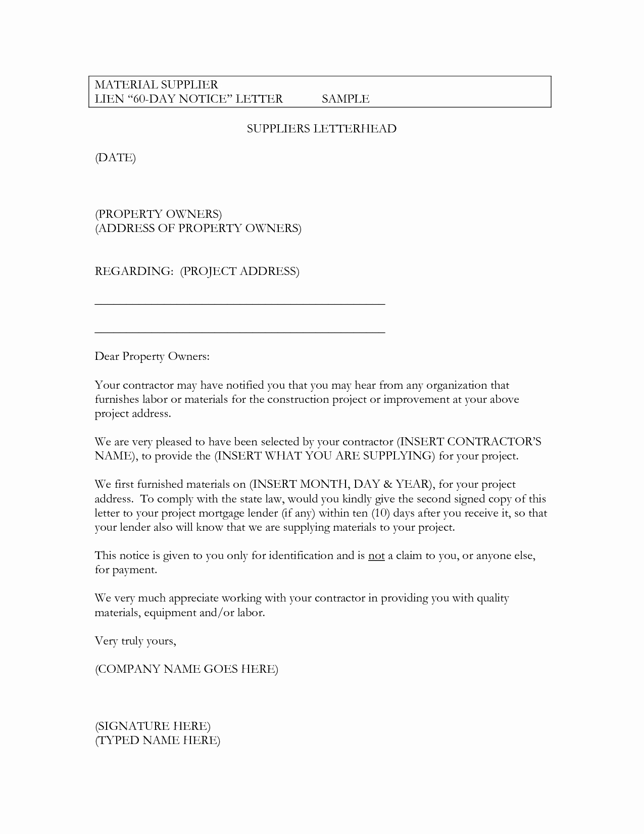 Notice Of Repossession Letter Template Awesome 10 Best Of First B Notice Letter Template Irs