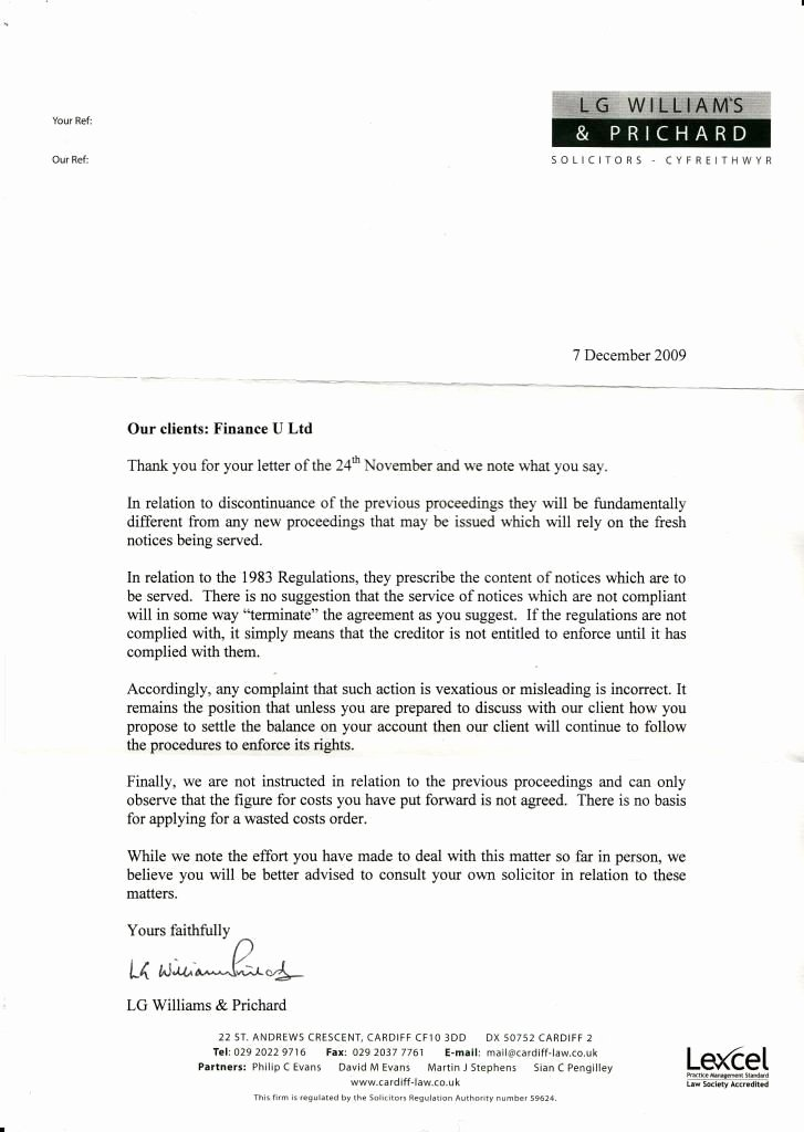 Notice Of Repossession Letter Template Awesome Notice Repossession Letter Vehicle Sample