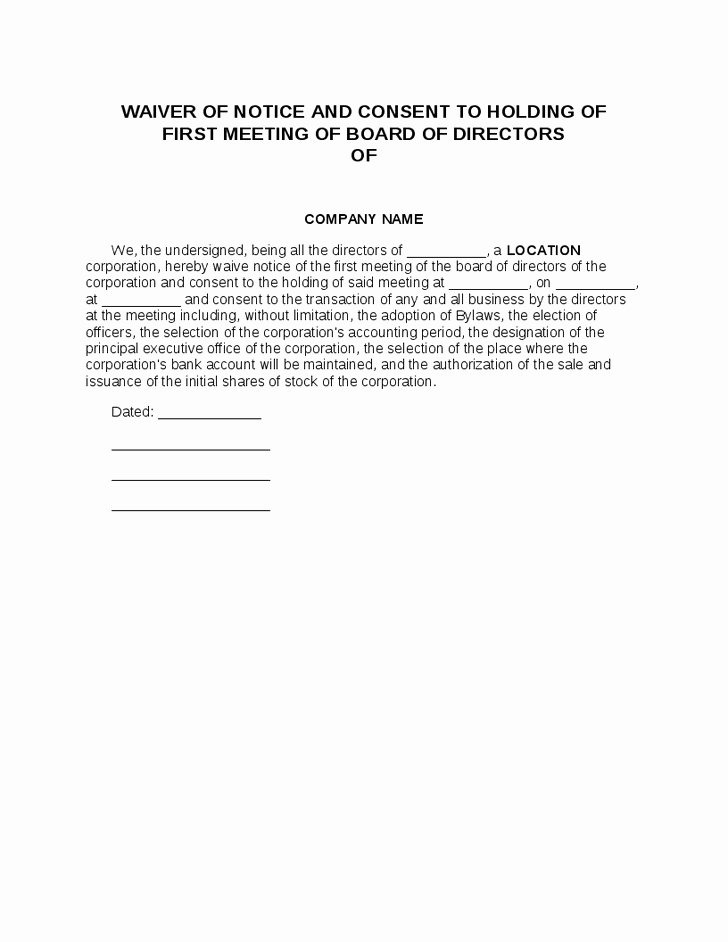 Notice Of Repossession Letter Template Fresh 10 Best Of First B Notice form Template Irs First